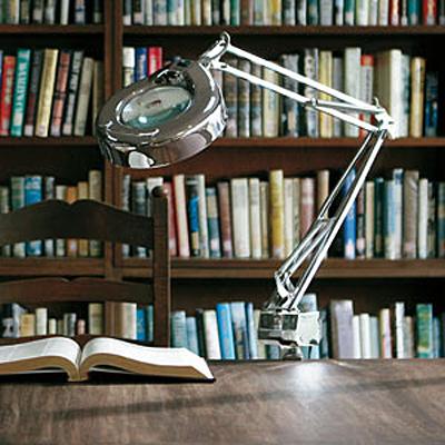 ダルトンのアーム可動式卓上ランプ