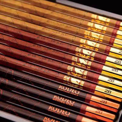 ゴージャスなロデオ・鉛筆