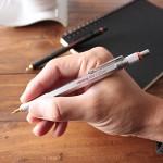 プロ仕様の0.5mmシャープペンシル