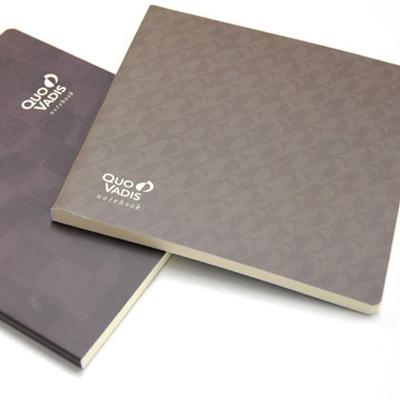 クオバディス 16cm正方形ノートブック