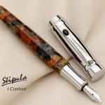 スティピュラの重厚感のある万年筆