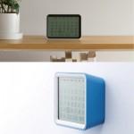 シンプルなデジタルカレンダー