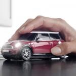 リアルな車の光学式ワイヤレスマウス