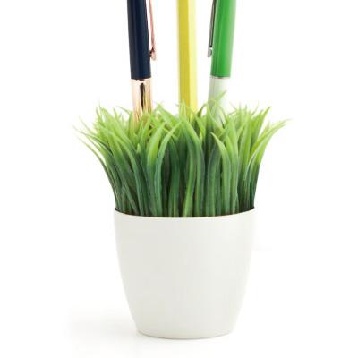 植木のようなペンスタンド