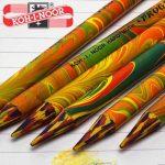 コヒノールのマーブル色鉛筆