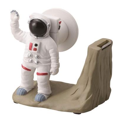 宇宙飛行士のテープディスペンサー