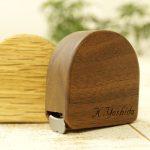 木製メジャー・巻き尺