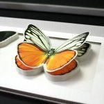 蝶々の付箋 バタフライ