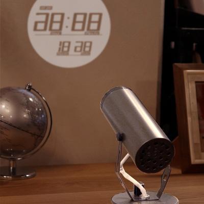 投影式掛け時計