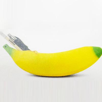 バナナのペンケース